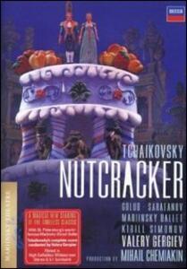 Pyotr Ilyich Tchaikovsky. The Nutcracker. Lo schiaccianoci - DVD