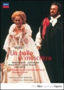Giuseppe Verdi. Un ballo in maschera (2 DVD) - DVD