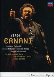 Giuseppe Verdi. Ernani - DVD