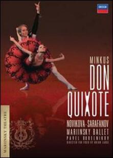 Ludwig Minkus. Don Quixote. Don Chischotte - DVD