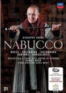 Giuseppe Verdi. Nabucco - DVD