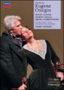 Pyotr Ilyich Tchaikovsky. Eugene Onegin (2 DVD) - DVD