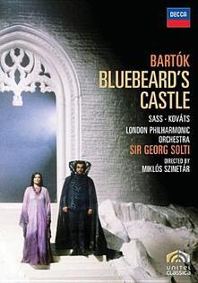 Bela Bartok. Il Castello di Barbablù di Miklos Szinetar - DVD