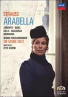 Richard Strauss. Arabella (2 DVD) di Otto Schenk - DVD