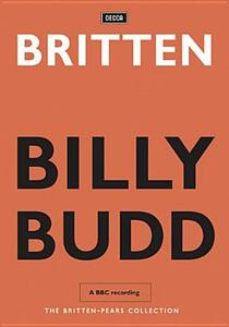 Benjamin Britten. Billy Budd - DVD