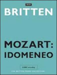 Wolfgang Amadeus Mozart. Idomeneo (2 DVD) - DVD