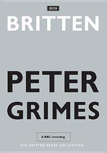 Benjamin Britten. Peter Grimes - DVD