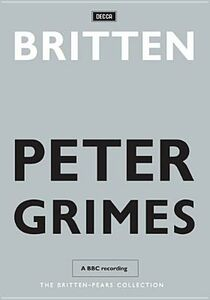 Film Benjamin Britten. Peter Grimes