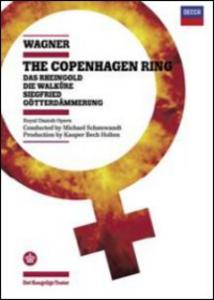 Film Richard Wagner. The Copenhagen Ring. L'anello del Nibelungo Kaspar Bech Holten