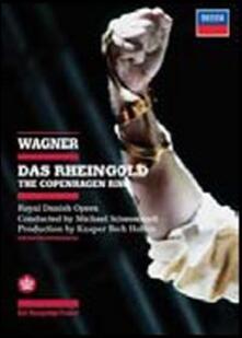 Richard Wagner. Das Rheingold. L'oro del Reno - DVD