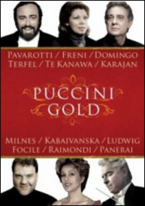 Film Giacomo Puccini. Puccini Gold
