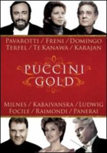 Giacomo Puccini. Puccini Gold - DVD