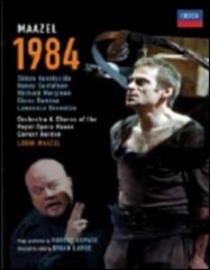 Film Lorin Maazel. 1984