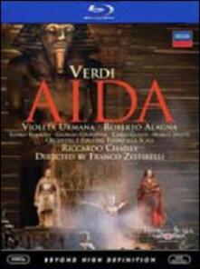 Giuseppe Verdi. Aida di Franco Zeffirelli - Blu-ray