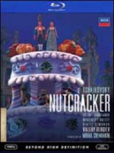 Film Pyotr Ilyich Tchaikovsky. The Nutcracker. Lo schiaccianoci