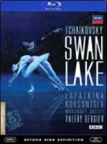 Pyotr Ilyich Tchaikovsky. Swan Lake. Il lago dei cigni - Blu-ray