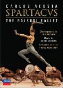 Aram Khachaturian. Spartacus (2 DVD) - DVD
