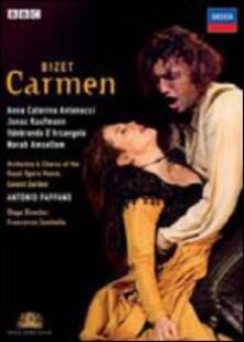 Georges Bizet. Carmen di Francesca Zambello - DVD