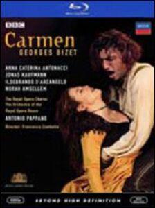 Film Georges Bizet. Carmen Francesca Zambello