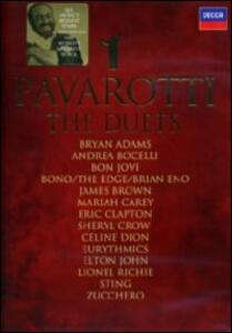 Luciano Pavarotti. The Duets - DVD
