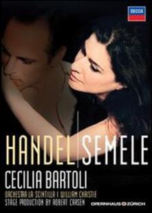 Georg Friedrich Händel. Semele (2 DVD) di Robert Carsen - DVD