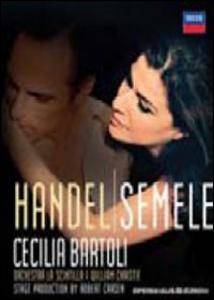 Film Georg Friedrich Händel. Semele Robert Carsen