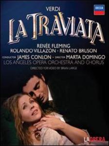 Film Giuseppe Verdi. La Traviata Brian Large