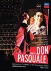 Gaetano Donizetti. Don Pasquale - Blu-ray