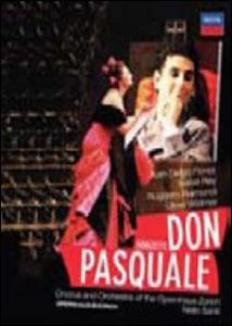 Film Gaetano Donizetti. Don Pasquale
