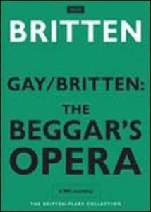John Gay & Benjamin Britten. The Beggar's Opera - DVD