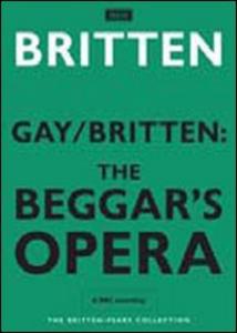 Film John Gay & Benjamin Britten. The Beggar's Opera