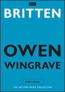 Benjamin Britten. Owen Wingrave - DVD