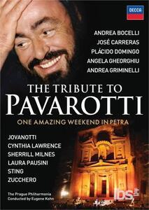 Pavarotti. The Tribute (2 DVD) - DVD