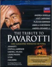 Pavarotti. The Tribute - Blu-ray