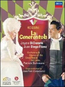 Gioacchino Rossini. La Cenerentola - Blu-ray