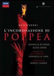 Claudio Monteverdi. L'incoronazione di Poppea (2 DVD) - DVD