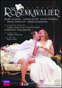 Film Richard Strauss. Il Cavaliere della Rosa. Der Rosenkavalier