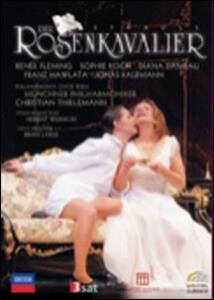 Richard Strauss. Il Cavaliere della Rosa. Der Rosenkavalier - Blu-ray