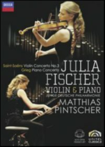 Film Julia Fischer. Violin & Piano