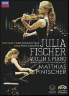 Julia Fischer. Violin & Piano - DVD