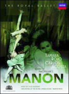 Film Jules Massenet. Manon