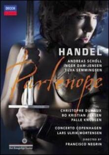 Georg Friedrich Handel. Partenope (2 DVD) - DVD