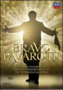 Luciano Pavarotti. Bravo Pavarotti - DVD