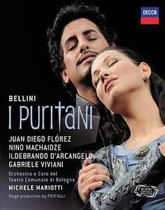 Vincenzo Bellini. I puritani - Blu-ray
