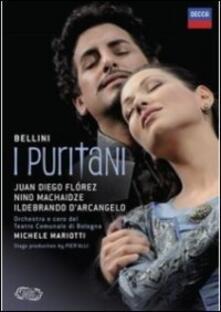 Vincenzo Bellini. I puritani (2 DVD) - DVD