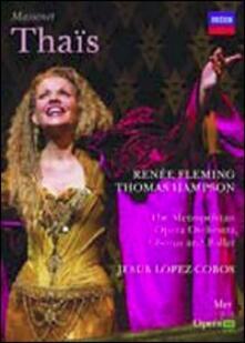 Jules Massenet. Thais di John Cox - DVD