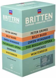 Film Britten. Conductor, Composer & Pianist