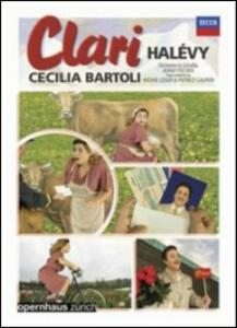 Jacques Fromental Halevy. Clari (2 DVD) - DVD