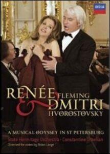 Film Renee Fleming. A Musical Odissey in St. Petersburg