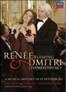 Renee Fleming. A Musical Odissey in St. Petersburg - DVD
